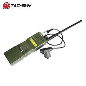 Image 5 - TAC SKY AN / PRC 148 152 152A PTT U94 PTT 6 pin military PTT U94 PTT for AN / PRC 148 152 152A walkie talkie model
