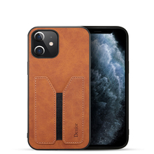 Luxury Leather Phone Case for IPhone 12 11 Pro XS Max XR 6 7 8 Plus SE 2020 Credit Card Wallet
