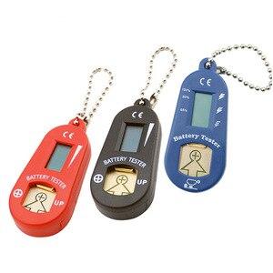 Цифровой слуховой аппарат, Тестер Аккумуляторов, ЖК-экран, портативный измерительный прибор с аккумуляторами, чехол для хранения