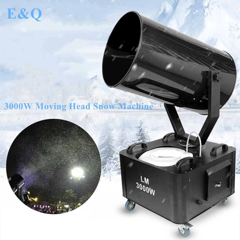 3000W large shaking head snow ...
