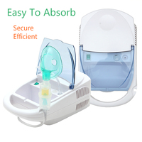 Portable Nebulizer Compressor Machine System Kit Children inhalator Adults Atomizer Medical Asthma Inhalers Inhale Humidifier