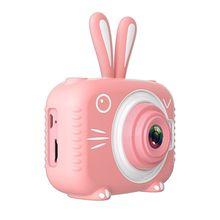 Детская мини камера мультяшная цифровая 2 дюйма Симпатичные