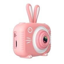 Mini Camera Kids Photo Children Cartoon Cute for 1080P Birthday-Gift Toys 2inch