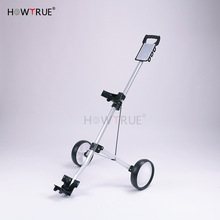 Wheel-Ball-Bag Golf-Cart-Wheel Trailer Car-Monopack Folding Carrinhos-De-Golfe