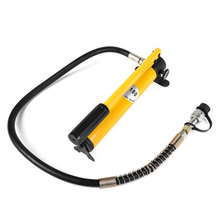 цена на Small Portable Manual Hydraulic Pump High Quality Hydraulic Cylinder High Pressure Hydraulic Pump Efficient Split Hydraulic Tool