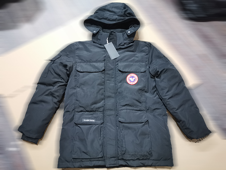 Men Down Parka