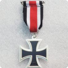 Alemanha 1939 ferro cruz medalha distintivo 2nd classe com fita