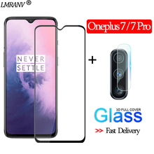 2-in-1 Camera Glass for Oneplus 7 Pro 3D Protective Screen Protector oneplus7 Tempered oneplus pro