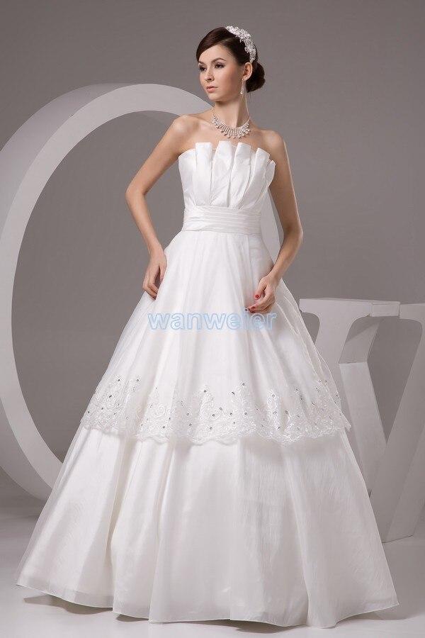 Livraison gratuite nouveau design offre spéciale diadèmes taille personnalisée robe de mariée discount robe de mariée à lacets mariage mère de mariée robes