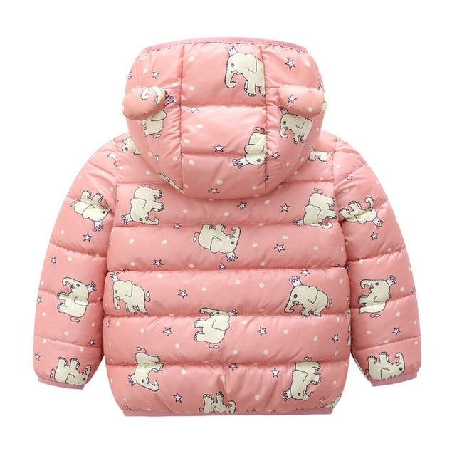 Baby Dinosaur Jacket 5