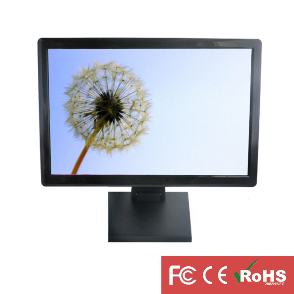 19 pollici desktop di 10 wire touch screen capacitivo monitor TFT LCD touch monitor del pc HDMI monitor LCD POS display