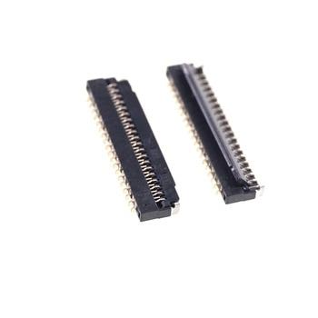 10 Uds SMD bajo perfil conector FPC FFC 0,3 MM 39 pines cables de doble cara soldadura PCB Cruz FH26-39S-0.3SHW receptáculo Horizontal