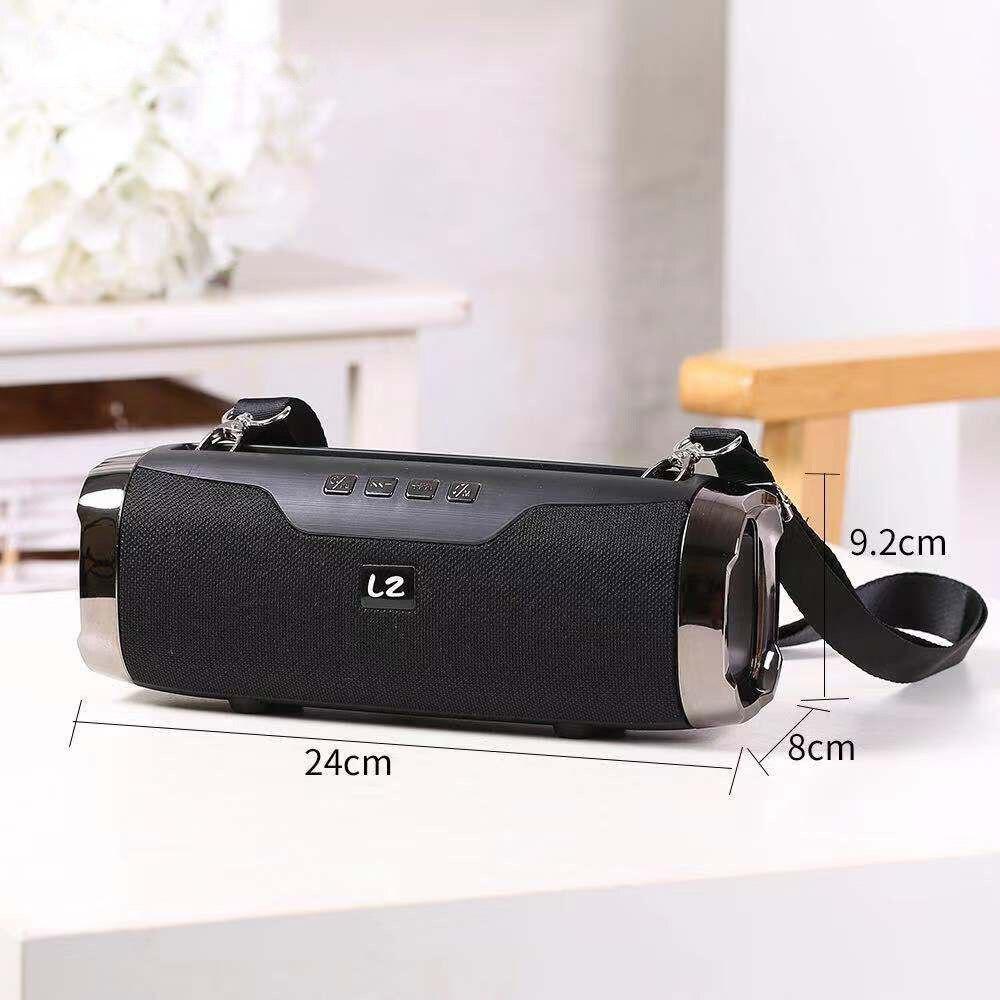 High Power 40W speaker Wireless Bluetooth Speaker Portable Outdoor som Boom box music senter With Phone Holder column 6