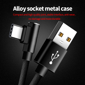 Image 5 - Mobile Phone Charger Data Line Elbow Magnetic Data Line Three In One 3A/5A Super Fast Charge For Type C Magnetic Line