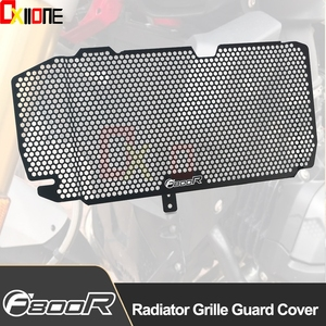 Image 1 - For BMW F800R Motorcycle Aluminum Radiator Grille Guard Cover Protector F 800R F 800 R 2015 2016 2017 2018 2019 Accessories