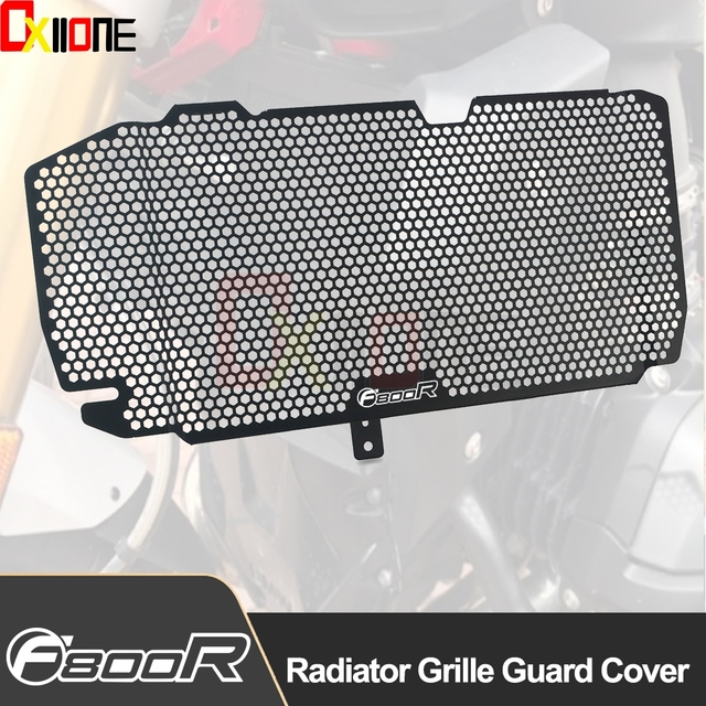 For BMW F800R Motorcycle Aluminum Radiator Grille Guard Cover Protector F 800R F 800 R 2015 2016 2017 2018 2019 Accessories