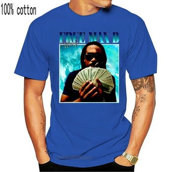 Inspired By FREE MAX B Wavey T-shirt Merch Tour Limited Vintage Rare 1rw image