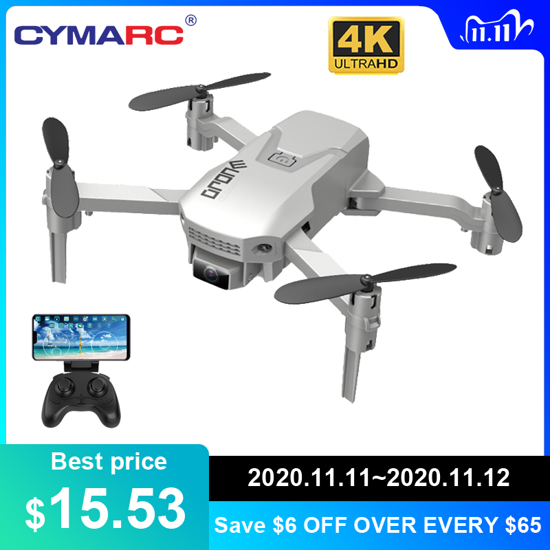 CYMARC H1 Mini Drone 4K HD Camera 1080P Wifi FPV Camera Drone RC Drone Altitude Hold Foldable RC Quadcopter Dron M73 E88|RC Quadcopter| - AliExpress