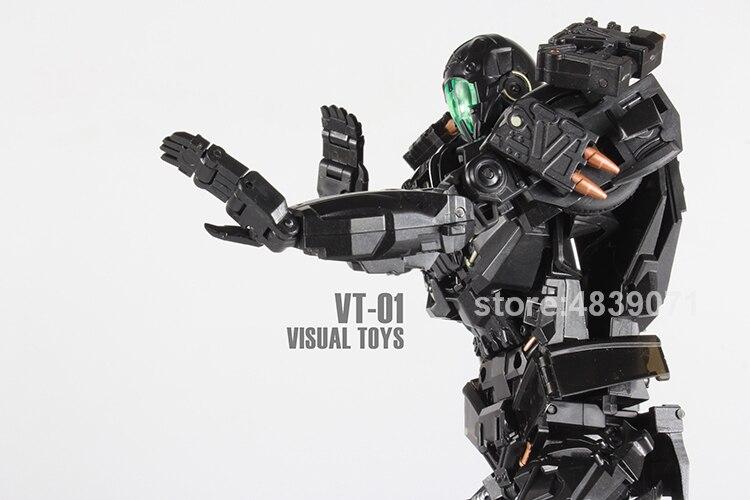 NEW Transformed visual toys Bounty hunter VT-01 Boy toys in Stock !