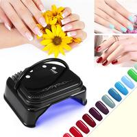 Nail Lamp 3 Types Cordless Rechargeable LED Nail Lamp Nail Dryer Machine with Smart Sensor Manicure Tools Uv Led Lamp
