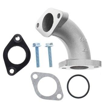 Hot VM22 26mm Carburetor Kit Fit for Mikuni Intake Pipe Pit Dirt Bike 110cc 125cc 140cc Lifan YX Car Accessories
