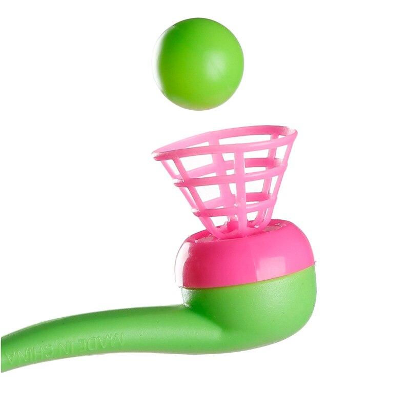 Children's Toys Nostalgia Blow Ball Children's Toys Floating Toys Blow Music No Floating Ball Plastic Games Toys For Children