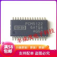 100% novo & original PCM5122 PCM5122PWR TSSOP28 Em Estoque
