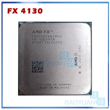 Amd fx-series FX-4130 fx 4130 3.8 ghz processador cpu quad-core fd4130frw4mgu soquete am3 +