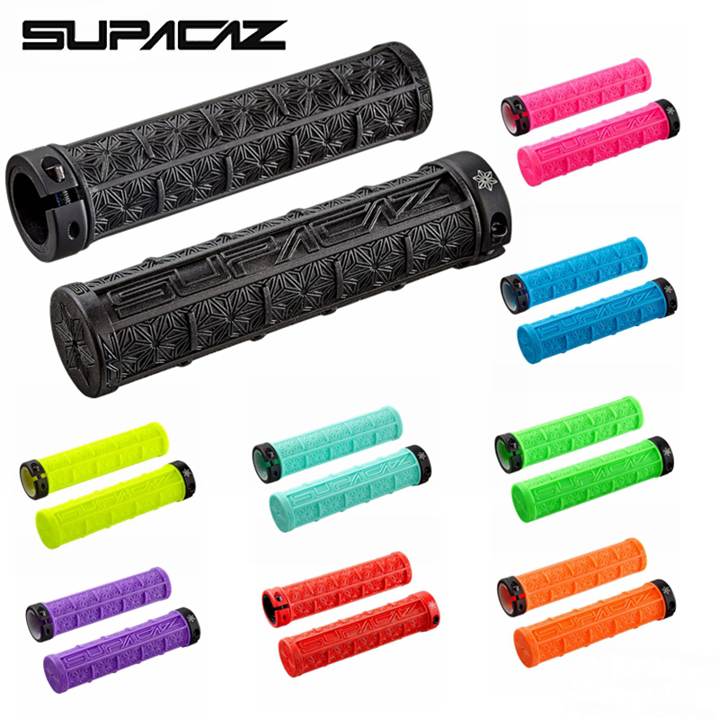 10Pairs MTB Bicycle Cycling Bike Soft Foam Comfortable Anti-Slip Sponge Grips