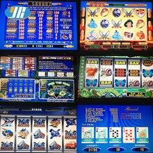 Казино мультиигра 7X настольная игра казино pcb красный слот игровая доска 7 в 1 Покер игры с 36 pin провода для азартных игр машина