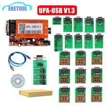 UPA V1.3 UPA USB Programmierer UPA USB V1.3 ECU Chip Tuning Tool Mit Volle Adapter EEPROM Programmierer Top Qualität