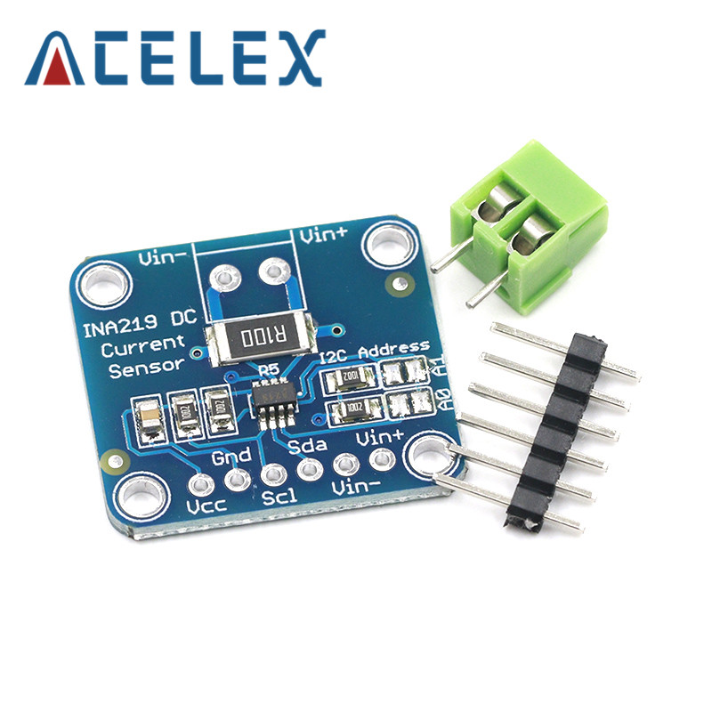 1pcs GY-INA219 High Precision I2C Digital Current Sensor Module