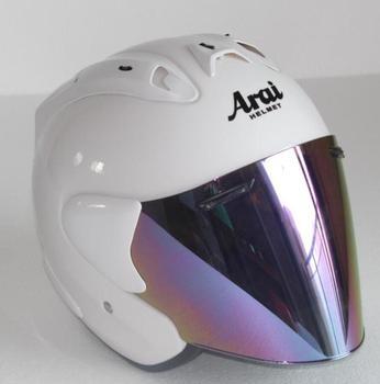 Top hot ARAI 3/4 helmet motorcycle helmet half helmet open face helmet casque motocross motor helmet safe ship