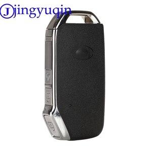 Image 3 - jingyuqin Remote Flip Folding Car Remote Key For Kia Sportage Ceed Sorento Cerato Forte Case Cover