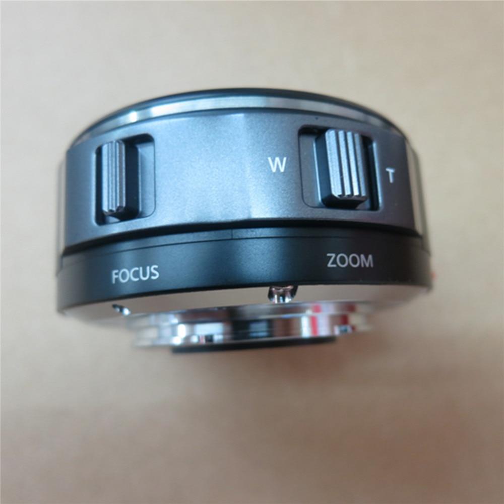 Замена объектива камеры 14 42 мм F3.5 5.6 ASPH зум объектив для YUNEEC микро 4/3 Камера Запчасти - 2