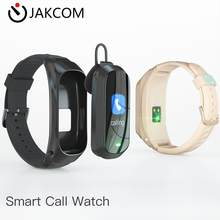 JAKCOM B6 Smart Call Watch Best gift with loja oficial bracelet men watch serie 3 hombres saturimetro gt 2(China)