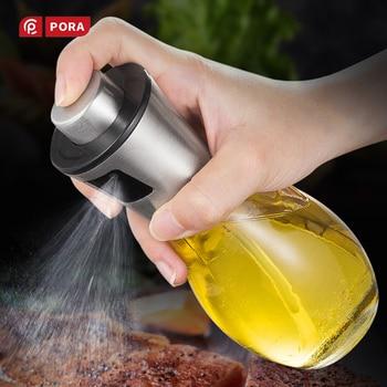 100ml/200ml Spray Bottle for Oil Olive Sauce Dispenser