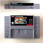 Image 3 - スーパーマリシリーズゲーム残忍なマリ世界オールスターズbros. 3X第二現実プロジェクトrpgゲームカードus版バッテリーセーブ