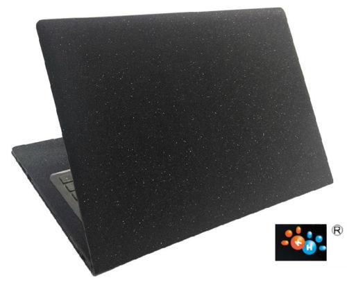 Black Glitter Orange 1PCS Carbon fiber Laptop Sticker Decal Skin Cover Protector for Apple iPad Pro 12 9 A2229