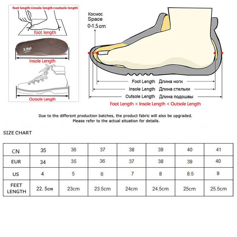 フライング織メッシュ通気性スニーカー女性の干潟の女性ランニングシューズスポーツ運動靴のトレーナー zapatillas Mujer