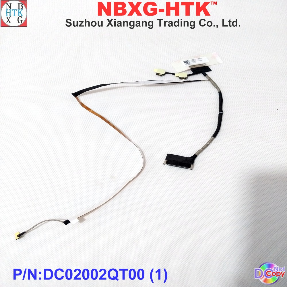 CIZY5 FHD DC02002QT00 LED LCD Display Cable 80X7 New Lenovo Yoga 720-15IKB