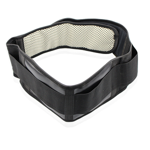 Image 3 - 1Set BYEPAIN Health Care Magnetic Therapy Tourmaline Set with Knee Support Pads Neck Massager Brace And Waist Belt