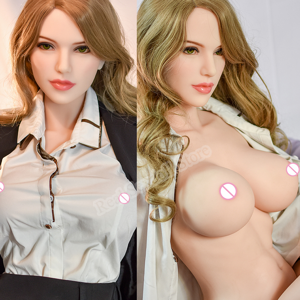 Elegant Office Lady <font><b>Sex</b></font> <font><b>Doll</b></font> Beautiful <font><b>Asian</b></font> <font><b>Doll</b></font> Full Silicone Movable Joints Sexy <font><b>Doll</b></font> Lifelike Adult Silicone Love <font><b>Doll</b></font> image