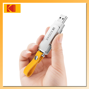 Image 1 - KODAK K133 Mini Metal USB Flash Drive 256GB 128GB 64GB 32GB 16GB pen drive USB 3.0 High speed Memory stick Unidad flash Pendrive
