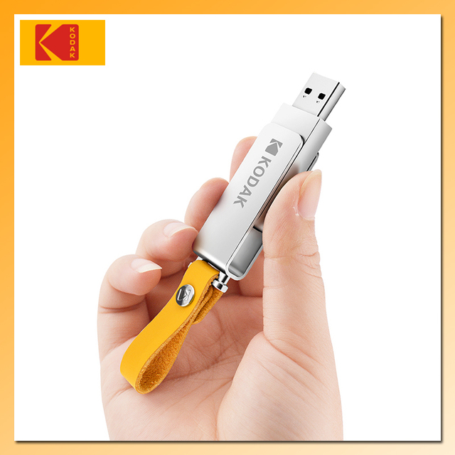 KODAK K133 Mini Metal USB Flash Drive 256GB 128GB 64GB 32GB 16GB pen drive USB 3.0 High speed Memory stick Unidad flash Pendrive
