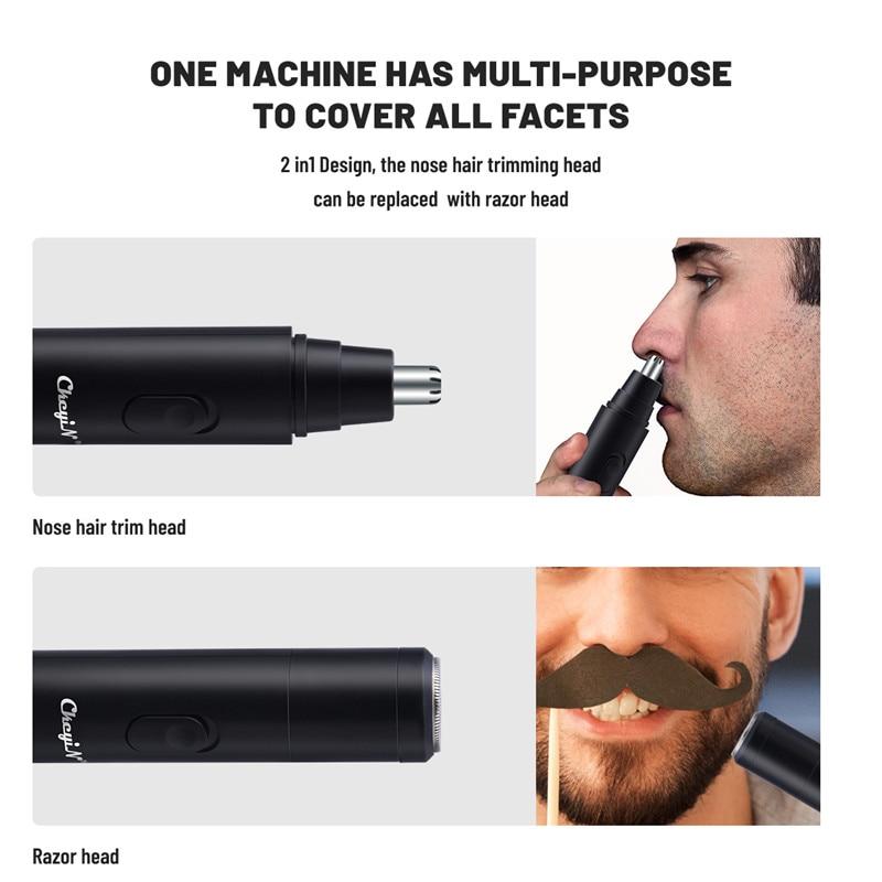 cheap aparador de ouvido nariz 02