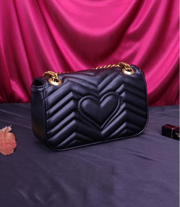 Womens Luxury Fashion Designer Chain Flap Crossbody Bag Handbag Shoulder Bag Clutch for Office Daily Bag|Shoulder Bags| - AliExpress