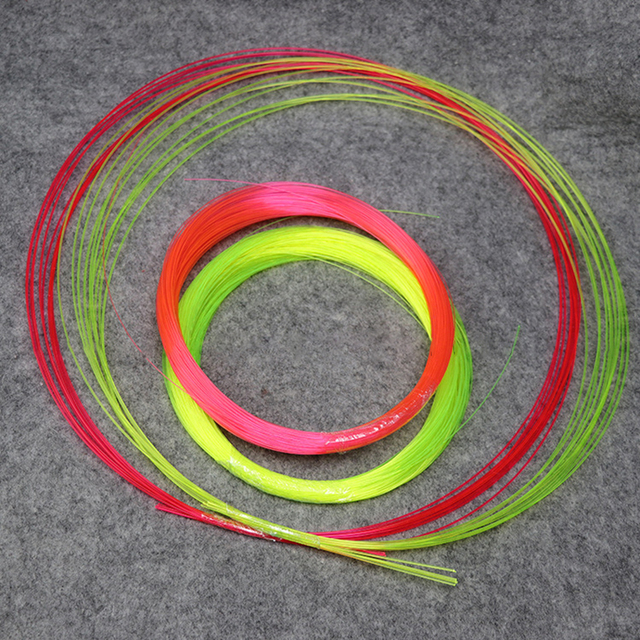 50cm 0.75mm Fiber Optic Bow Sight Replacement Pins Compound Bow Archery Accessor