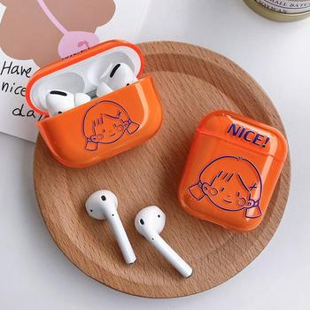 Silicone Case for Airpods Pro Case Wireless Bluetooth for Apple Airpods Pro Case Cover Earphone Case for Air Pods 2 1 Fundas image