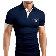 2021 new polo shirt short sleeve summer handsome and comfortable shirt trend brand fashion men's polo shirt men's shirt
